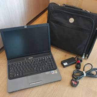 Used HP Laptop HP500