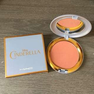 Cinderella Mac blush