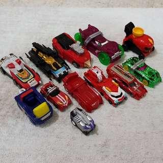 Kamen Rider/Super Sentai toys - LOT