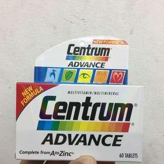 Centrum advance multivitamin tablet