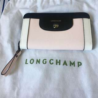 [NEW] Longchamp 銀包