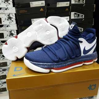 Sepatu Basket Nike KD X Huskeis