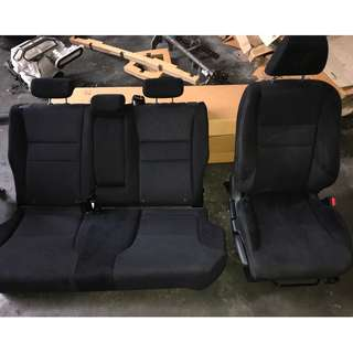 Honda City Full Set Seat Assy