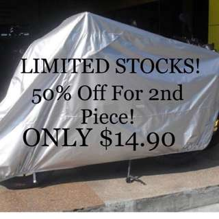 50% Off For 2nd Piece! Weatherproof UV Protective Cover For Motorbike 🏍.