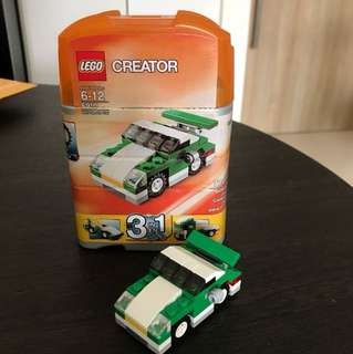 LEGO Creator - Mini Sports Car