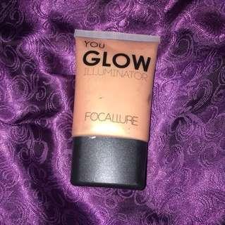 Focallure You Glow Illuminator 03 Pure Gold