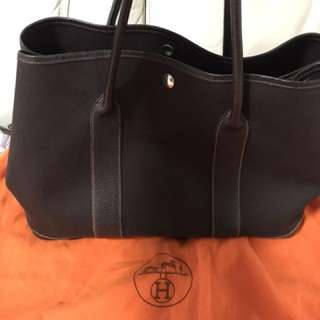 Hermes GP36 Canvas 80%new