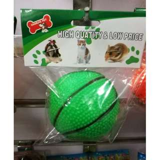 Basket Ball Squeaky toy
