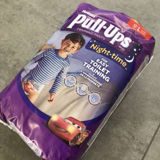 Huggies Pull-up Pants diapers