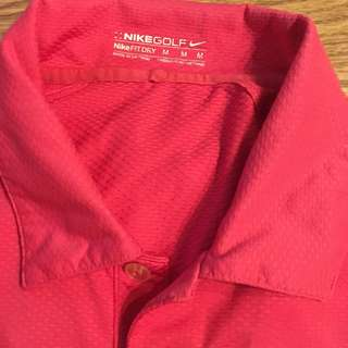💯% authentic NIKE polo shirt 👕 dry fit