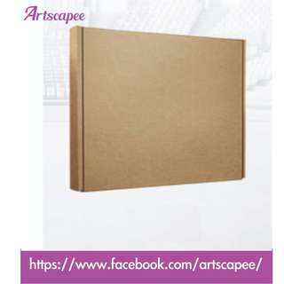 Parcel Document Gift Carton Box