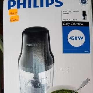 Philips Chopped - NEW
