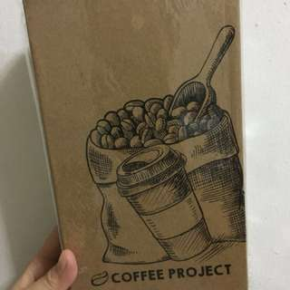 Coffee Project Planner.
