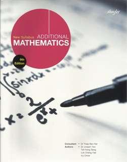 Challenging Additional Mathematics workbook by Shinglee