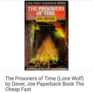 Prisoners Of Time Lone Wolf Red Fox