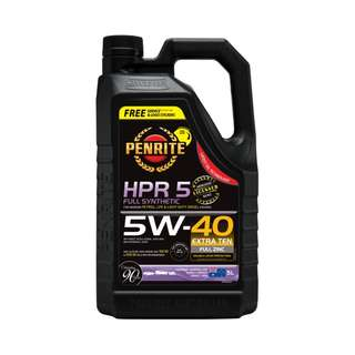 HPR 5 5W-40 (Full Synthetic) 5L 5W40