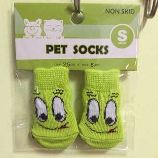 Anti-Slip Dog Socks