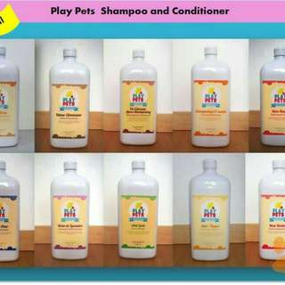 Playpets Shampoo and Conditioner Formula