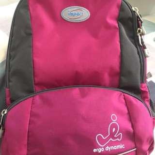 Ergo Comfort Spinal Support Backpack