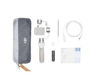Dji Mobile 手機雲台 全新 公司抽獎禮物 白色