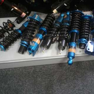 COILOVER  - SHOCK ABSORBER  CAR SERVICE