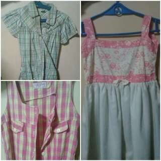 3 Dresses for Php 300