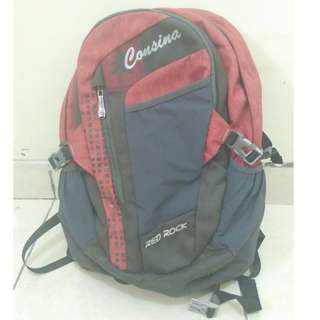 Consina Ransel Daypack Red Rock 25Lt