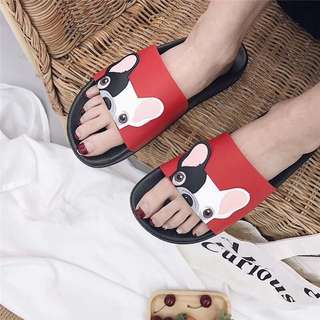 The Pug Slippers