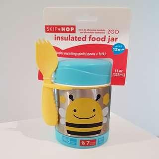 SKIP HOP insulated food jar BNIB