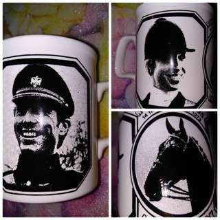 Mug Royal Wedding 1973