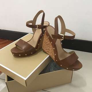 Micheal Kors wedge