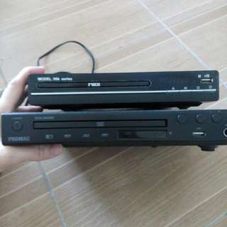 DVD Players Defective 2 Bundle