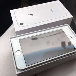 BRAND NEW iPhone 8 64gb with all accessories