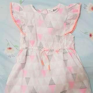 Cotton On peach/pink