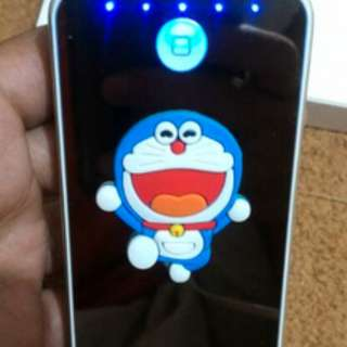 Powerbank Karakter 6000mah Doraemon & Hello kitty