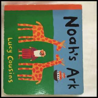 Pre-loved noah's ark book