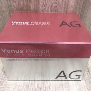 日本EVER GRACE AG Venus抗糖化口服液 30天裝