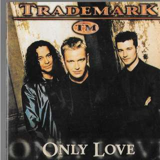 MY CD - TRADEMARK - ONLY LOVE -//FREE DELIVERY BY SINGPOST(W6E)