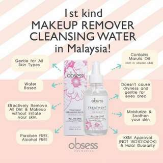 TREATMENT CLEANSING WATER