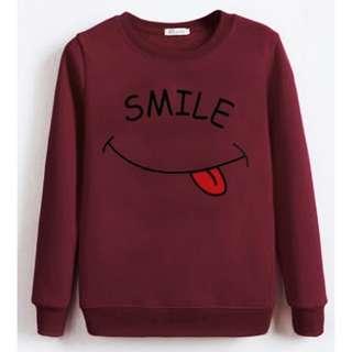 Sweater smile dk