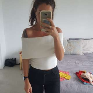 Sheike strapless top