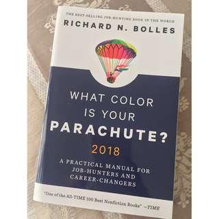 What Colour Is Your Parachute 2018
