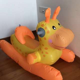 Inflatable Rocker for babies