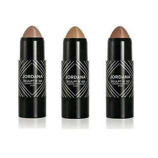 Jordana Sculpt n' go creamy contour stick Original 100% New Recommended Contour Kit