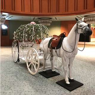Horse Carriage for Rent