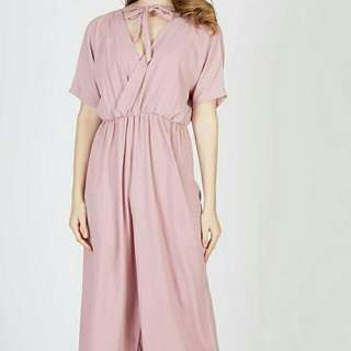 Francis bow jumpsuit by Kulo