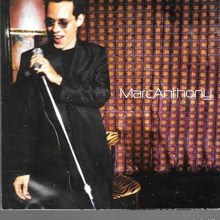 MY CD - MARC ANTHONY //FREE DELIVERY BY SINGPOST(W6E)