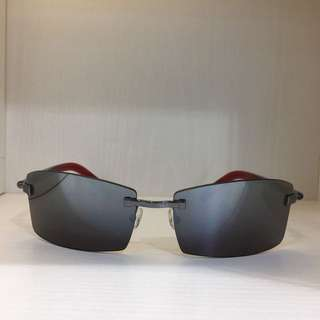 Puma wrap sunglasses