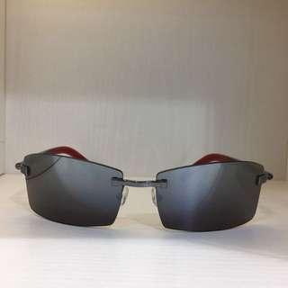 Puma wrap sunglasses