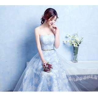 Wedding Evening Gown